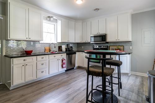 Kitchen at Senatobia home