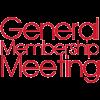 General Membership Meeting October 2018