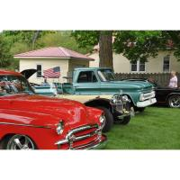 Cruisin' with the Oldies Class Car & Bike Show