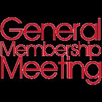 January 2020 General Membership Meeting
