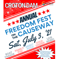 Freedom Fest on the Causeway 2021