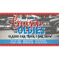 3rd Annual Cruisin' with the Oldies