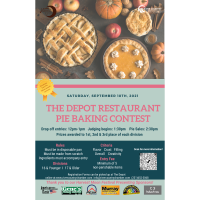 The Depot Restaurant Pie Baking Contest