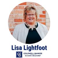 Lisa Lightfoot Realtor at Coldwell Banker Schmidt