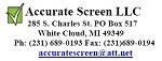 Accurate Screen LLC