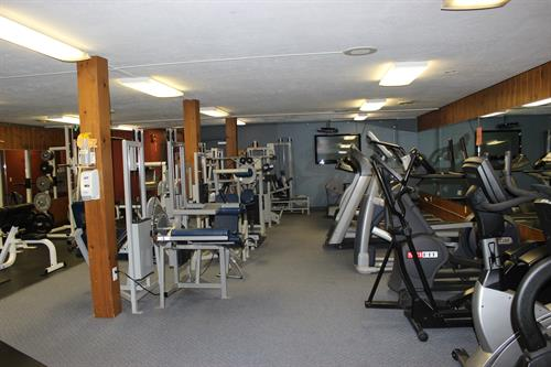 The Fitness Center at White Cloud Physical Therapy