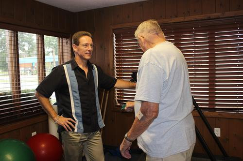 Visit one of our experts in Physical Therapy