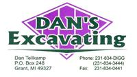 Dan's Excavating Service