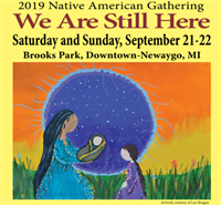 Native American Gathering 2019