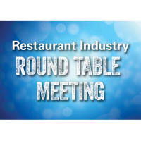 October Restaurant Industry Round Table Meeting