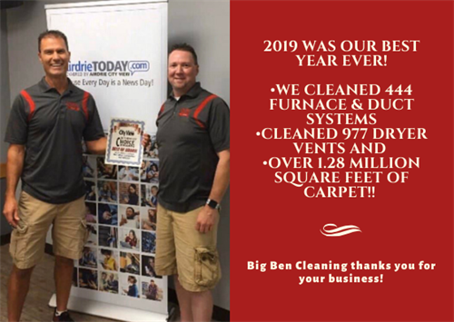 Our award winning team continues to grow, thanks to our great customers telling others of their experience with us! We are so blessed to have a community that promotes our services - Thank-you Cochrane and all our customers in surrounding areas!