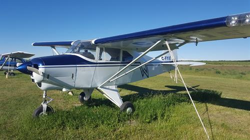 PA22, what a great starter aircraft!