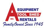 A Tool Shed Equipment Rentals Inc