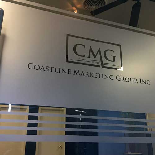 Coastline Marketing Group - Door to where the magic happens
