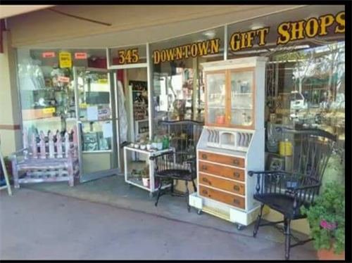 Downtown Gift Shops