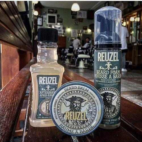 Hair and Beard products from Reuzel