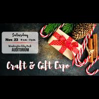 Craft & Gift Expo-City Park Auditorium