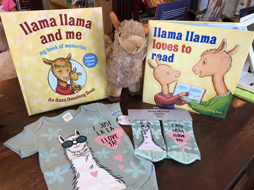 Fun gifts for even the youngest readers.