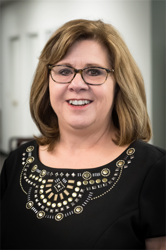 Sandy Anderson, Senior Vice President & Loan Officer