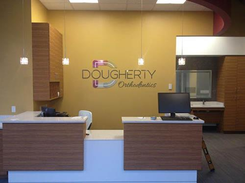 Interior signs add name recognition and a touch of class to your lobby and office areas