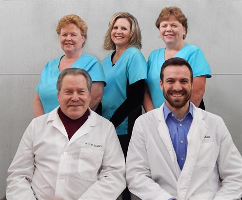 Staff at Washington Chiropractic Clinic