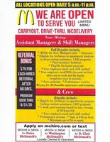 McDonald's of Washington