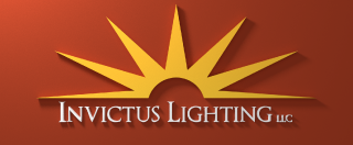 Invictus Lighting Logo 3D