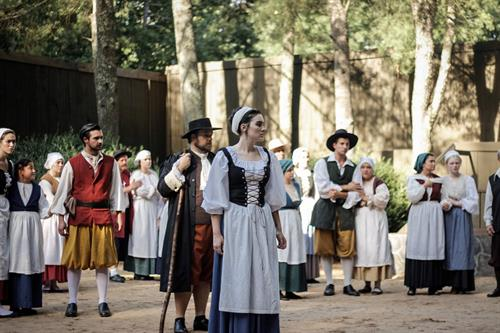 """From This Day Forward"" historic outdoor drama"