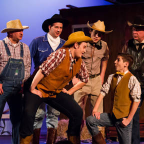 "2017 Production of ""Oklahoma!"""