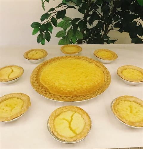 Lemon Chess - Available in pies & tarts!