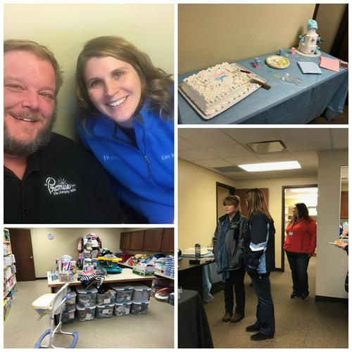 Michigan's Biggest Baby Shower 2017 - Stop #1, Life Resources Life Resources Of Northern Michigan, Big Rapids
