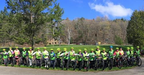 Kids Biking Initiative for fourth graders