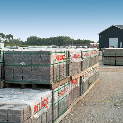 Manthei Supply Yard