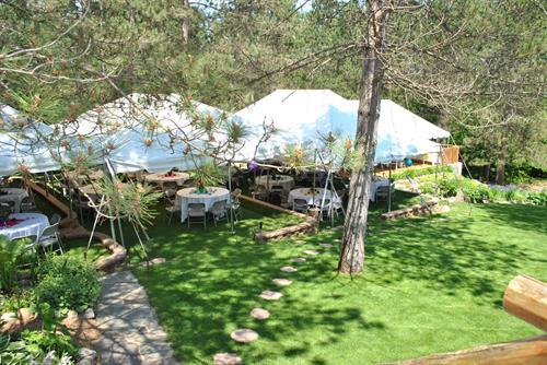 THe Inn Venue Tents