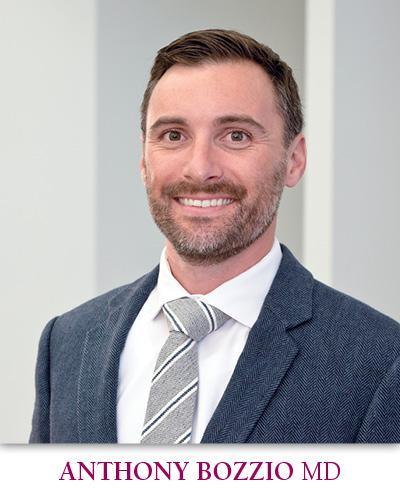 Anthony Bozzio, MD