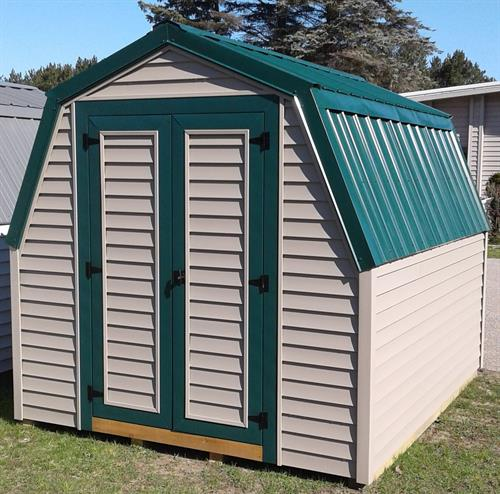 Gable or Gambrel Sheds (Storage Buildings) or custom to your specifications!