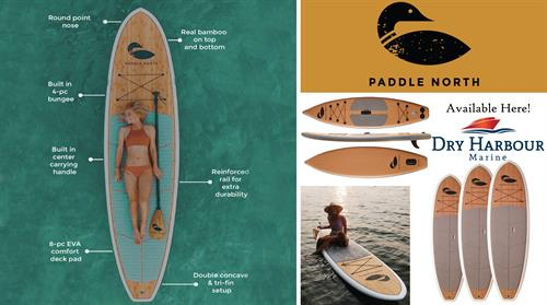 Paddle North Available Here!