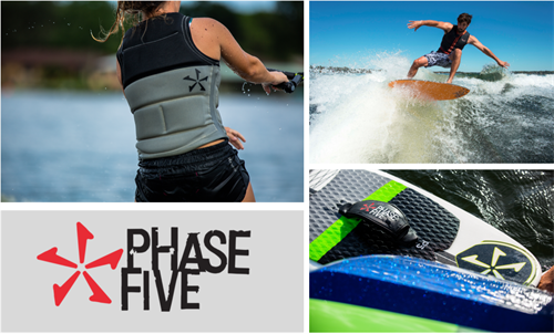 Phase Five Wake Surfing Accessories