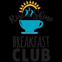 Rise N Shine Breakfast Club - Hooper Printing