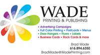 Wade Printing & Publishing - Local Saver - Lowell