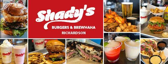 Shady's Burgers & Brewhaha