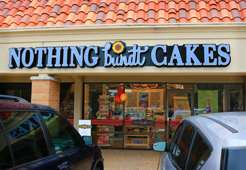 Nothing Bundt Cakes Richardson