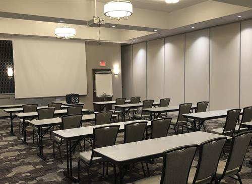 (1) Section Conference Center Ballroom