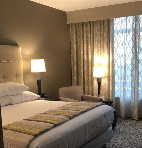 King Standard Deluxe Guestroom