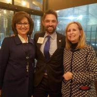 Chamber delegates visit Austin to learn and advocate