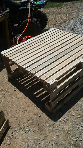 Large 40x48 coffee tables.