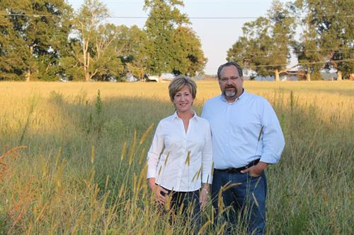 Tommy and Terri Waldrop, Owners, Broker and Agent