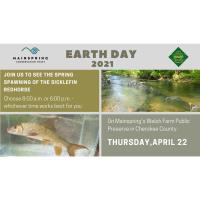 Mainspring Conservation Trust Earth Day Event