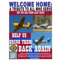 Welcome Home: A Tribute to All Who Serve