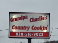 Grandpa Charlie's Country Cookin'